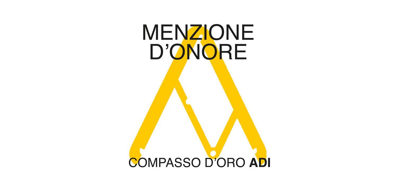 Compasso D'oro Adi - Mention Honorable