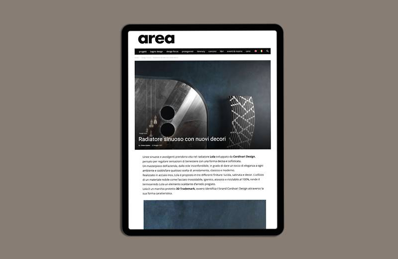 AREA | MAY 2021