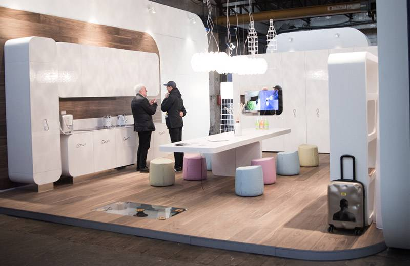 Cordivari Design at Milan Design Week 2019