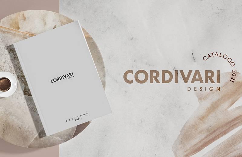 Il nuovo catalogo CORDIVARI DESIGN è online
