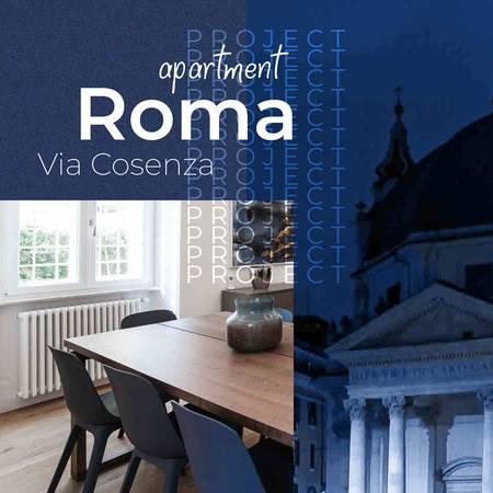 Appartamento Via Cosenza - Roma