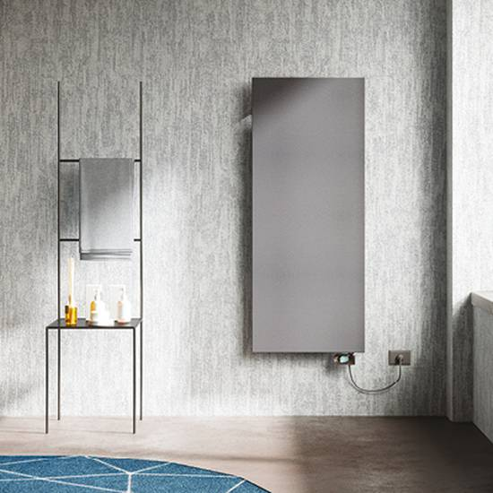 Electric radiator for bathroom