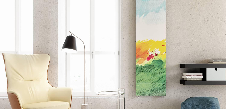 Living room radiators ideas