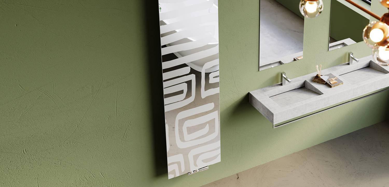 Radiatore di design Frame Plus