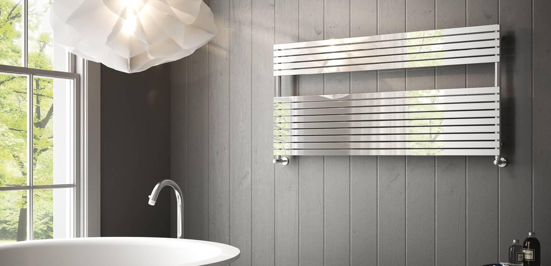 Decorative wall radiators