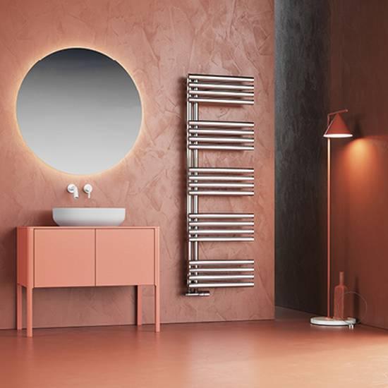 Scaldasalviette bagno di design