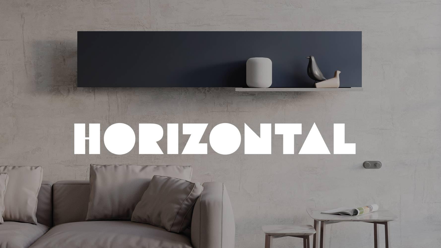 Horizontal